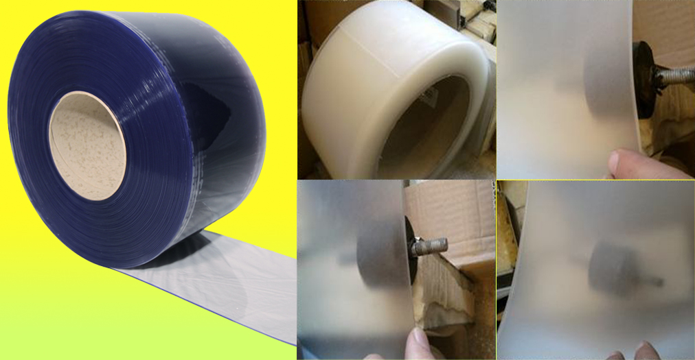 Manufacturer of Frosted PVC Strip Curtain in chennai, Dealers of PVC ...